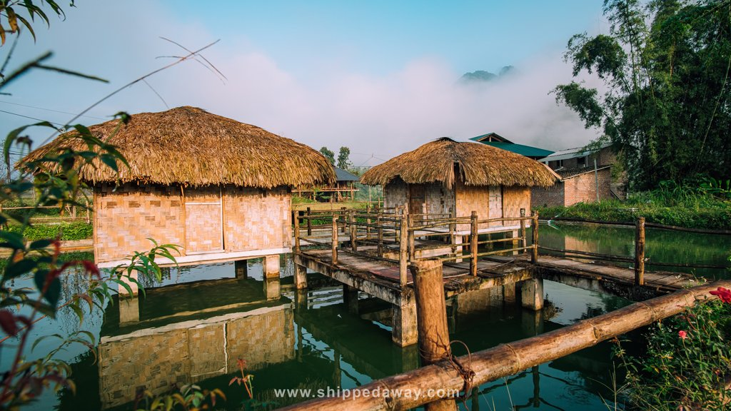 Du Gia Homestay private rooms, Ha Giang
